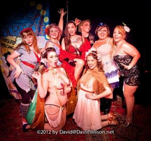 The Burlesque Body: It's not what you think. @ Good Vibrations  | San Francisco | California | United States