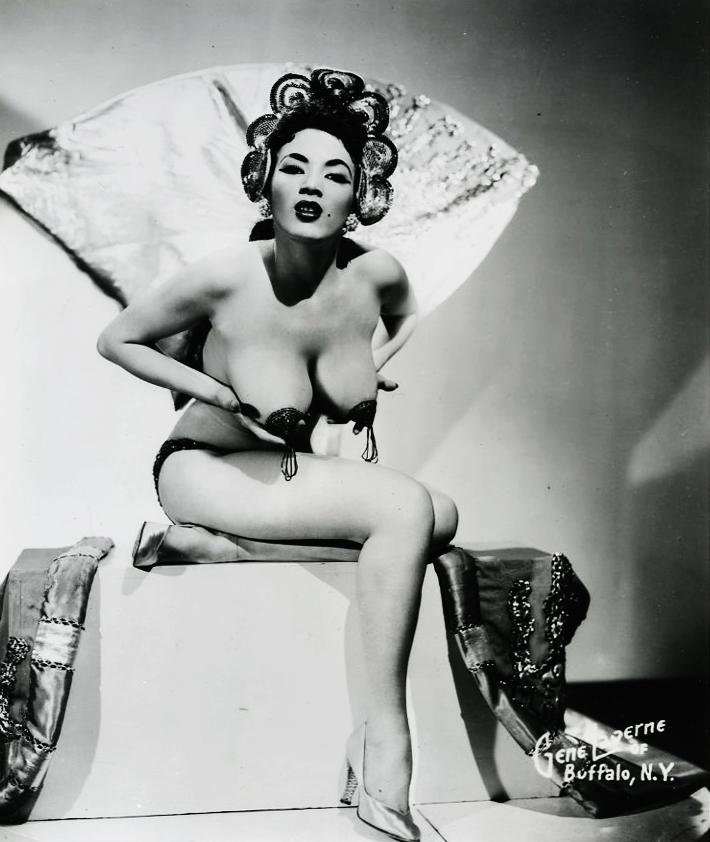 Tremayne recommend best of vintage burlesque performers